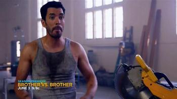 Viggle TV Spot, 'HGTV Brother vs. Brother Promo'