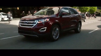 2015 Ford Edge TV Spot, 'Odds' Song by Rachel Platten - Thumbnail 7