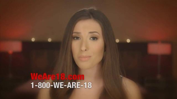 We Are 18 TV Spot, \'Casey Calvert\'