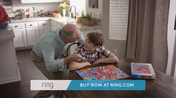 Ring Video Doorbell TV Spot, 'Father's Day Gift'