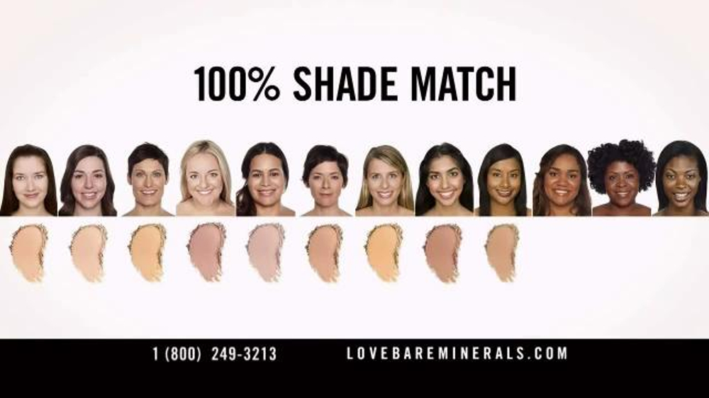 Bare Minerals Get Started Kit TV Commercial, 'Your Skin Type'