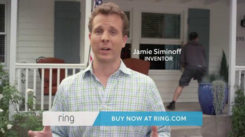 Ring Video Doorbell TV Spot, 'Home Burglary' - Thumbnail 3