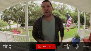 Ring Video Doorbell TV Spot, 'Home Burglary' - Thumbnail 5