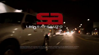 State Farm Accident Forgiveness >> SafeAuto TV Commercial, 'Change' - iSpot.tv