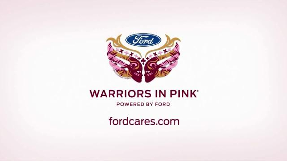 ford warriors in pink tv commercial 39 hallmark channel headlines 39 ft. Cars Review. Best American Auto & Cars Review