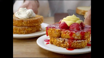 IHOP Double-Dipped French Toast TV Spot, 'Friends' - 2330 commercial airings