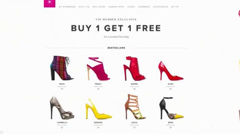 Shoedazzle.com TV Spot, 'For Every Outfit' - Thumbnail 3
