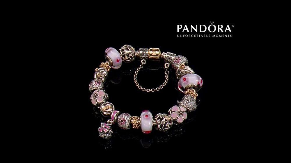 Pandora Charm Bracelet Jared