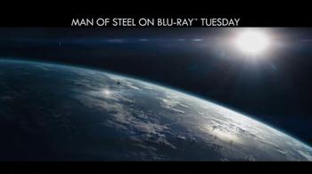 Man of Steel Blu-ray TV Spot