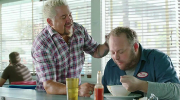 Rolaids TV Spot, 'Diner' Featuring Guy Fieri