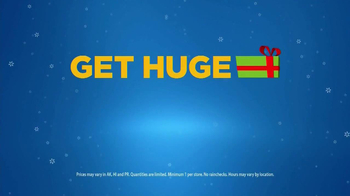 Walmart Black Friday TV Spot, 'Gifts for Guys' - Thumbnail 8