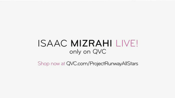QVC TV Spot, 'Luxury' Featuring Isaac Mizrahi - Thumbnail 7