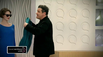 QVC TV Spot, 'Luxury' Featuring Isaac Mizrahi - Thumbnail 5