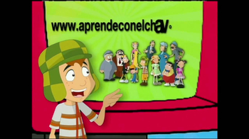 Learn English with El Chavo TV Spot [Spanish] - Thumbnail 8