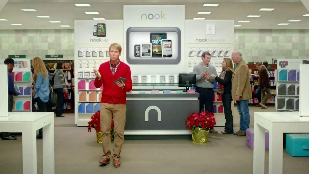 Barnes & Noble TV Commercial, 'Holiday Gift Ideas