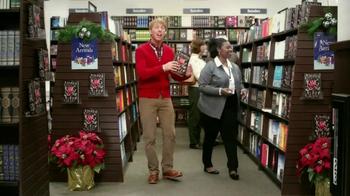 Barnes & Noble TV Spot, 'Holiday Gift Ideas' Featuring Jack McBrayer - Thumbnail 3