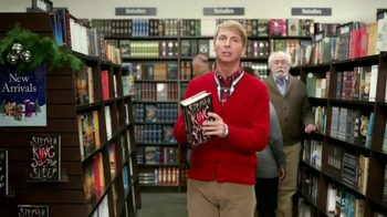 Barnes & Noble TV Spot, 'Holiday Gift Ideas' Featuring Jack McBrayer - Thumbnail 4