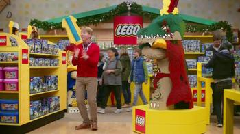 Barnes & Noble TV Spot, 'Holiday Gift Ideas' Featuring Jack McBrayer - Thumbnail 6