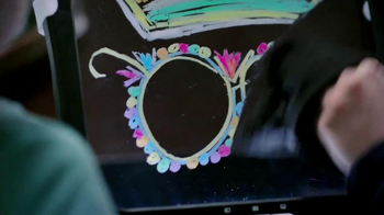 Crayola Dry-Erase Light-Up Board TV Spot - Thumbnail 8