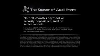 The Season of Audi Event TV Spot, 'Donation' - Thumbnail 10
