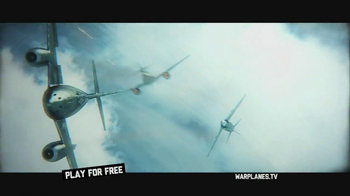World of Warplanes TV Spot, 'Get Vertical' - Thumbnail 4