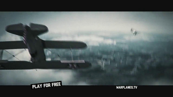 World of Warplanes TV Spot, 'Get Vertical' - Thumbnail 6