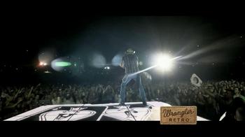 Wrangler Retro TV Spot, 'Long Live Cowboys' Featuring Jason Aldean - Thumbnail 3