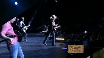 Wrangler Retro TV Spot, 'Long Live Cowboys' Featuring Jason Aldean - Thumbnail 4