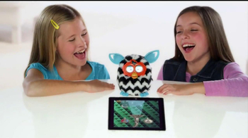 Furby Boom TV Spot, 'Shower'
