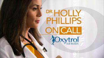 Oxytrol TV Spot, 'Dr. Holly Phillips'
