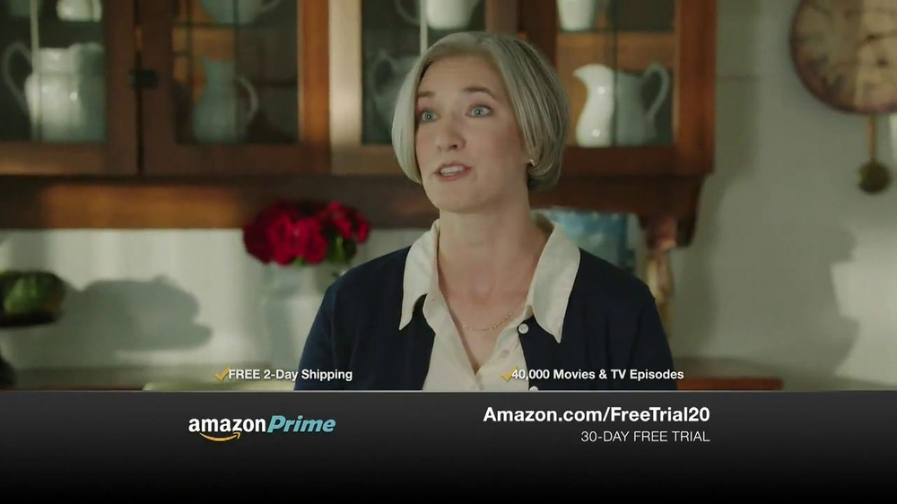 Amazon Prime TV Commercial, 'Customer Interviews' - iSpot.tv