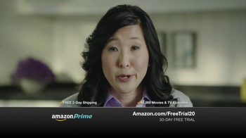 Amazon Prime TV Spot, 'Customer Interviews' - Thumbnail 7