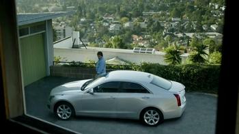 2014 Cadillac ATS TV Spot, 'Brothers' - Thumbnail 5
