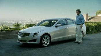 2014 Cadillac ATS TV Spot, 'Brothers' - Thumbnail 6