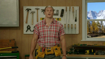 Fathead TV Spot, 'Most Trusted Handyman' Feat. Clay Matthews