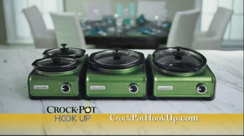 Crock-Pot Hook Up TV Spot