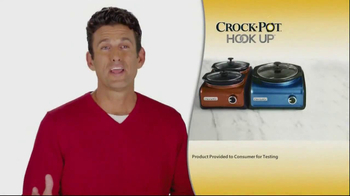 Crock-Pot Hook Up TV Spot - Thumbnail 9