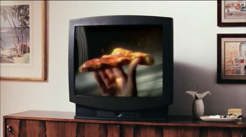 Pizza Hut 3 Cheese Stuffed Crust TV Spot, 'Stuffed Turkey' - Thumbnail 5