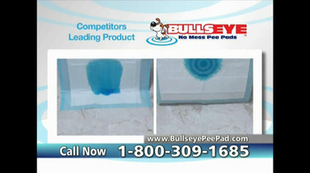 Bullseye Pee Pads TV Spot, 'No Mess' - Thumbnail 6
