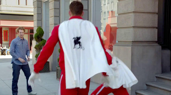 Kia Optima TV Spot, 'Griffin Force' Featuring Blake Griffin, Jack McBrayer - Thumbnail 4