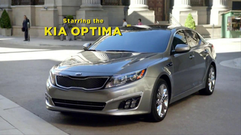 Kia Optima TV Spot, 'Griffin Force' Featuring Blake Griffin, Jack McBrayer - Thumbnail 7