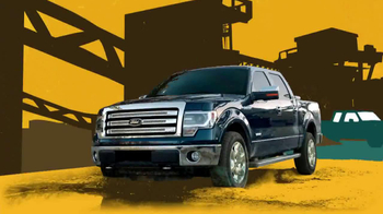 Ford F-150 TV Spot, 'Research Project'