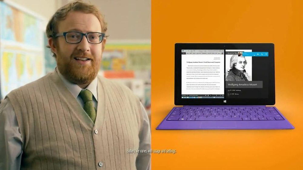 how to take screenshot on microsoft surface 2