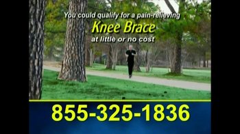 Free Health Hotline TV Spot, 'Knee Brace' - Thumbnail 3