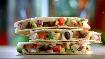 Chili's $6 Lunch Break Combos: Santa Fe Chicken Quesadilla TV Spot