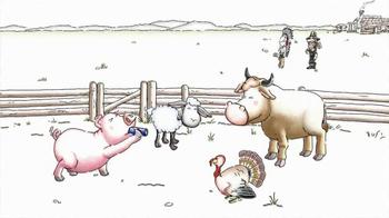 Red Bull TV Spot, 'The Story of Thanksgiving' - Thumbnail 4