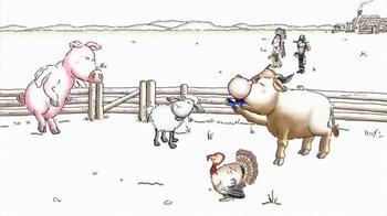 Red Bull TV Spot, 'The Story of Thanksgiving' - Thumbnail 5