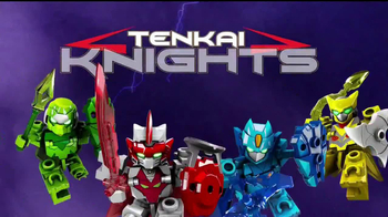 Ionix Tenkai Knights TV Spot