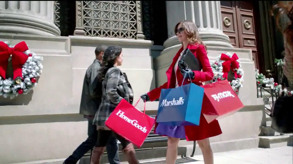 TJ Maxx  Marshalls and HomeGoods TV Commercial   The Gifter  Full Speed     iSpot tv. TJ Maxx  Marshalls and HomeGoods TV Commercial   The Gifter  Full