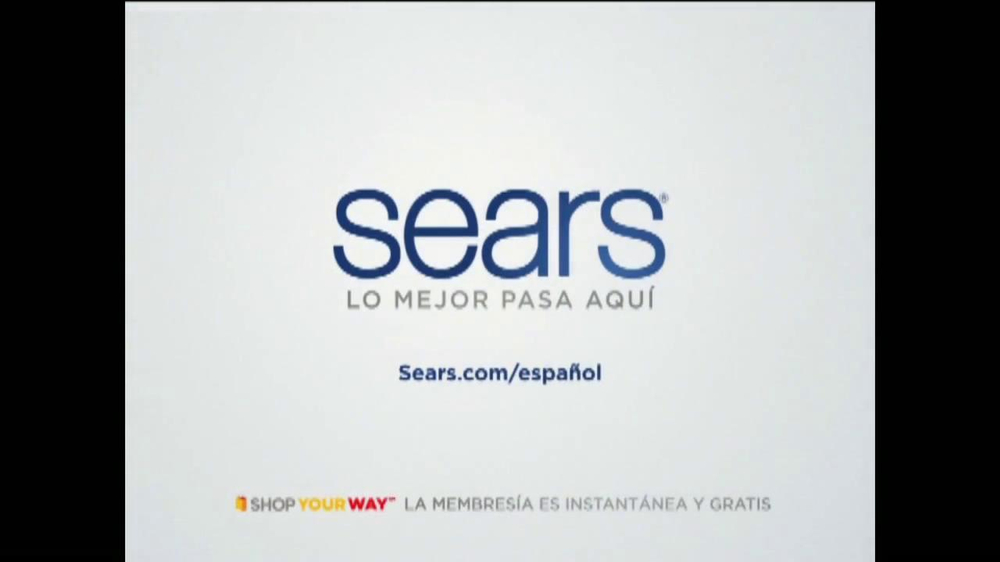 Sears Espectacular De Colchones Commercial Televisivo